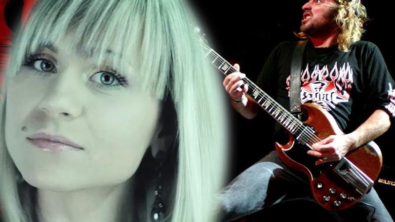 Катя Чехова Shapovalov - Я РОБОТ - pop metal ballad