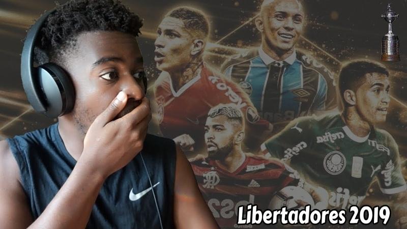 INTERNACIONAL 1 x 1 FLAMENGO | PALMEIRAS 1 x 2 GRÊMIO - Libertadores quartas de final 2019 | Reação