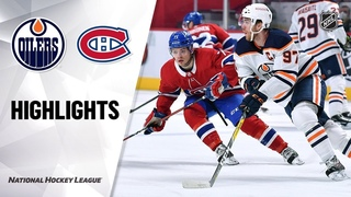 Эдмонтон Ойлерз - Монреаль Канадиенс |  | Регулярный чемпионат | Обзор матча