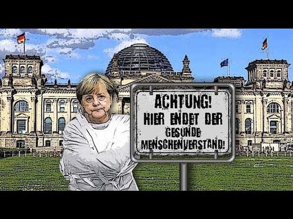 Irrenhaus aktuell - Merkel und Corona, der Flügel und der VS und Naidoos Empörungswelle