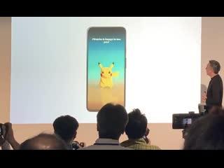 Google Pixel 4 и Pokemon Wave Hello