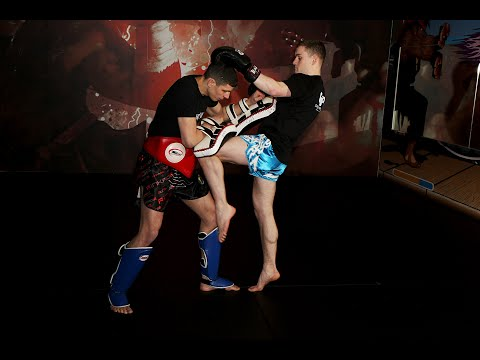 Muay Thai Teep Combinations 3 Ways to Switch Hit with Liam McGrandles