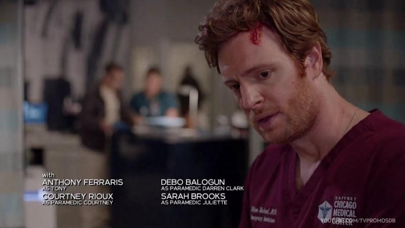 Медики Чикаго: 5 сезон 3 серия Английское Промо