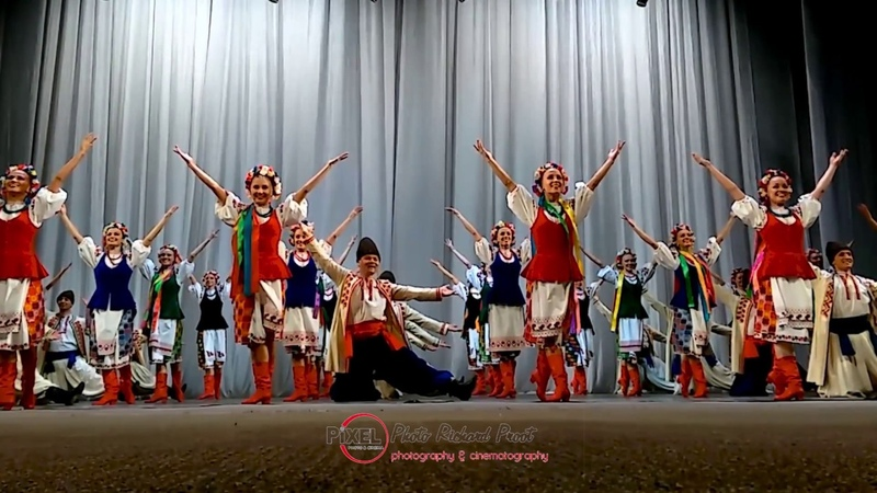 Folklore Russe Moscou