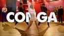 Gloria Estefan - CONGA I Choreography by @NikaKljun