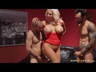 Nicolette shea (poke her face) [2019, all sex, big tits, threesome, hd 1080p]