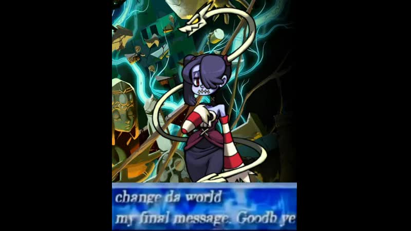 Squigly Story-mode in nutshell