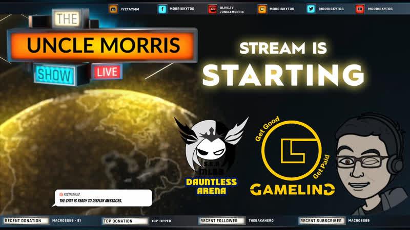 GamelinG MLBB Dauntless Arena Week 4