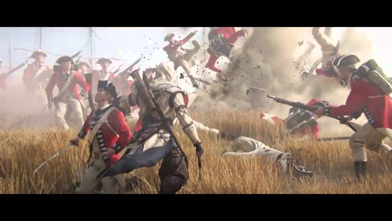 Assasin´s creed 3 trailer : Sonic Symphony - Super Soldier
