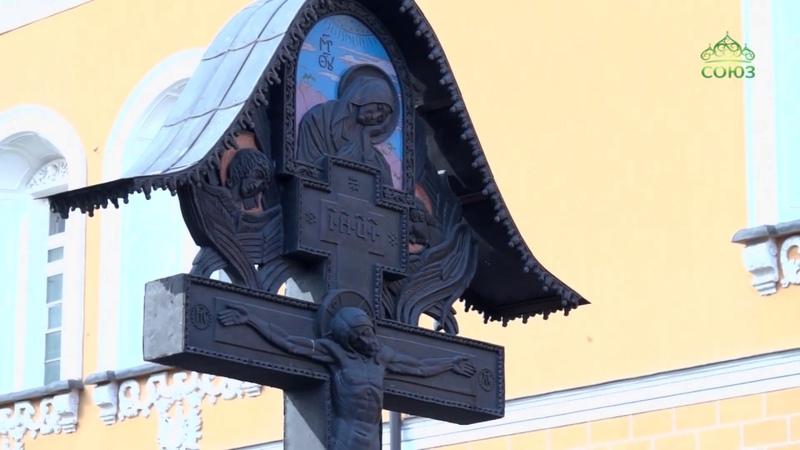 Игумении монастырей из России и зарубежья побывали у Креста Великому Князю Сергию Александровичу
