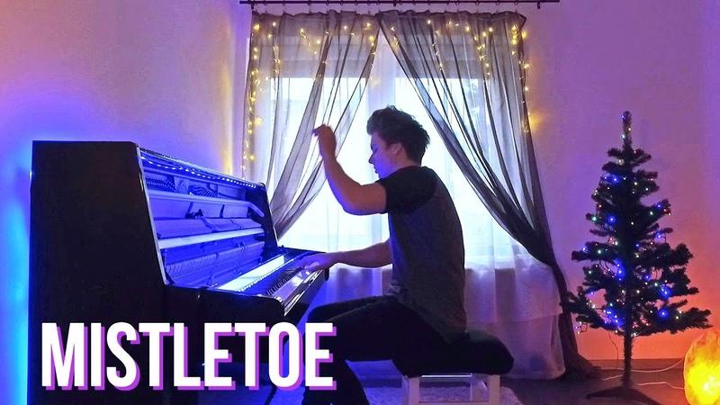 Justin Bieber Mistletoe Piano Cover by Peter Buka