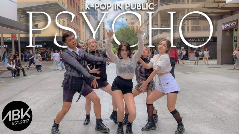 [K-POP IN PUBLIC] Red Velvet (레드벨벳) - Psycho (싸이코) Dance Cover by ABK Crew from Australia