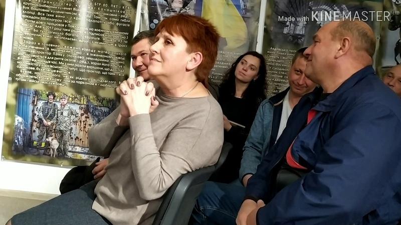 Петро Порошенко відповів на запитання мешканців Авдіївки 7 11 19