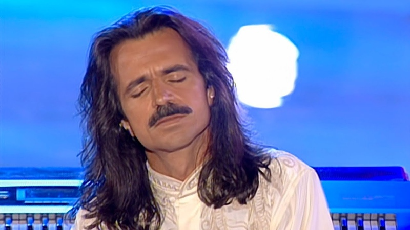 """Yanni Love Is All Truth Is Forever … The Tribute"""" Concerts 1080p Remastered Restored"""