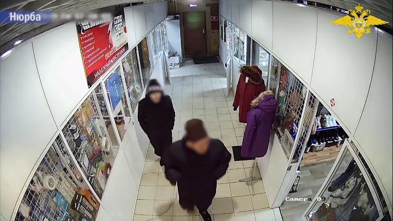 В Нюрбинском районе оперативниками раскрыта кража из магазина