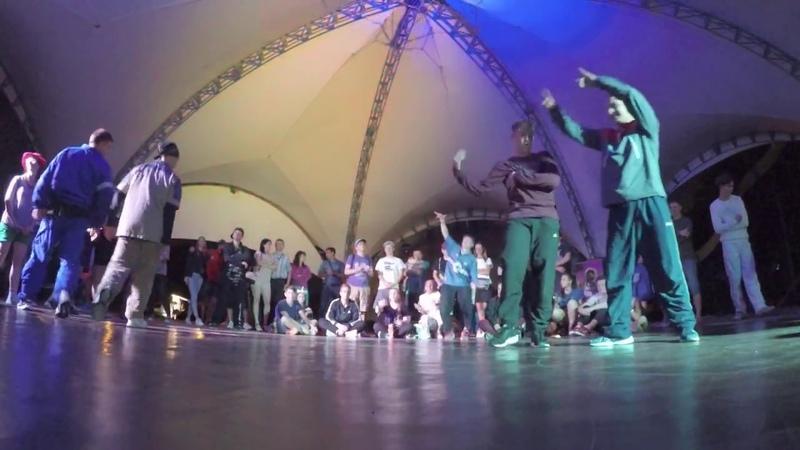 The Vint Alek vs Mixar sokol Top Jam Minsk