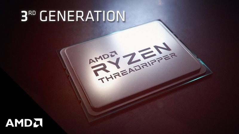 Performance Preview 3rd Gen AMD Ryzen™ Threadripper™ Processors for Creators