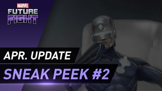 [MARVEL Future Fight] Apr. Update Sneak Peek #2