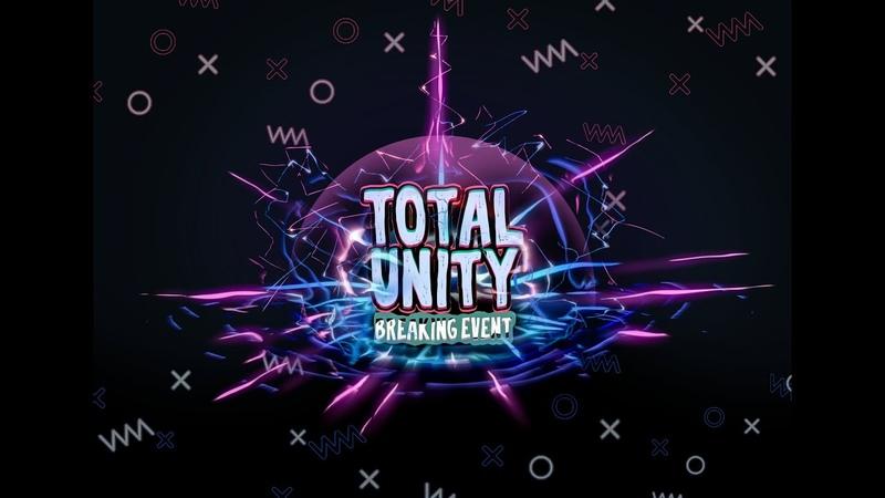 TOTAL UNITY (ноябрь 2019) TRAILER