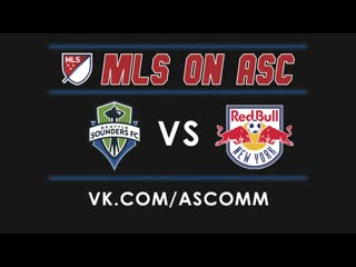 Mls | seattle sounders - new york red bulls