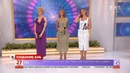 TAYANNA, Віра Кекелія та Марта Адамчук заспівали разом у студії Сніданку з 11