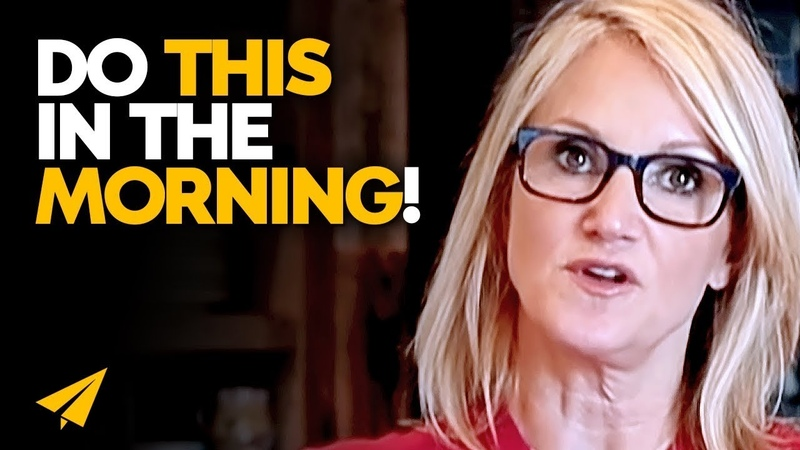 Break the HABIT of PROCRASTINATION Mel Robbins @melrobbins Top 10 Rules