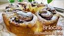 BRIOCHE ROSE MARMELLATA E NOCI ricetta facile BRIOCHE JAM AND WALNUT Tutti a Tavola