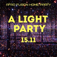 A LIGHT PARTY 15.11.2019