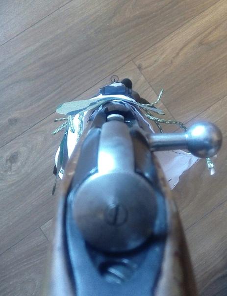 Маскировочная накидка на винтовку., изображение №6