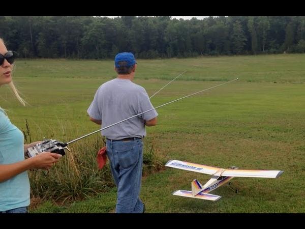 Жизнь в США: Радиоуправляемые самолеты в США / Клуб любителей радиоуправляемых моделей