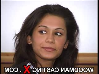 #WC #WoodmanCastingX - 001 Eva Roberts  casting woodman кастинг вудман сняли развели скрытая камера анал минет кончает в рот