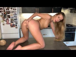 Alexis Texas Anal Masturbation