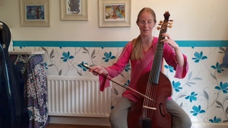 17 - Gastoldi duos - No. 4, bass viol