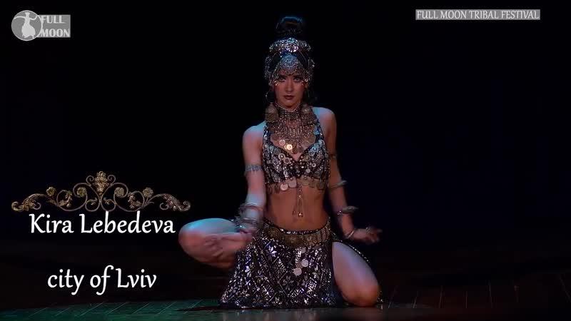 Habibi Lal Kira Lebedeva @ DEITY @ Nicolay Roerich Tum mo on tops VII FullMoon Tribal Festival 2017