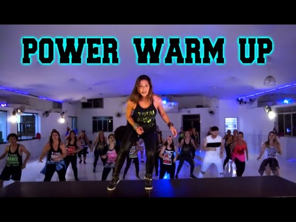 ZUMBA POWER WARM UP 🇧🇷 Remix By Dj Murilo da Maia BRAZIL