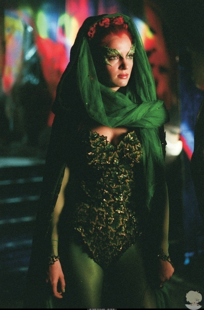 Ядовитый плющ / Ума Турман «Бэтмен и Робин» (1997)
