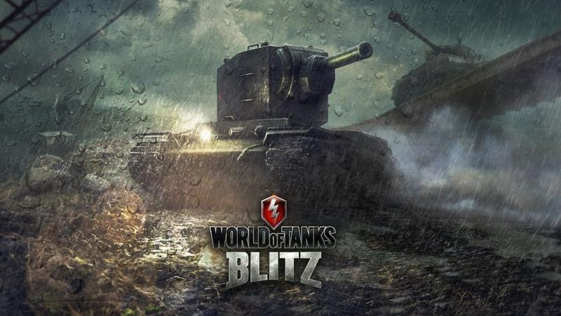 World of Tanks Blitz на Советах V X