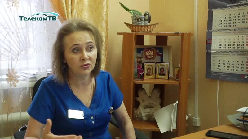Поговорим о здоровье с зав.родильным отделением г.Волжска Н.А.Черепановой