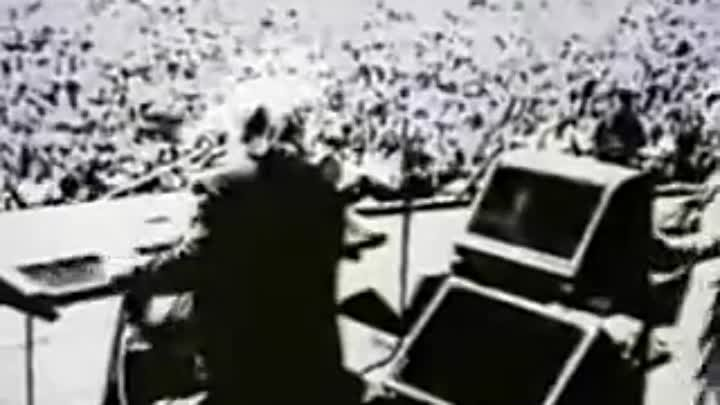 ELTON JOHN ERIC CLAPTON - Runaway Train (Official Music Video)