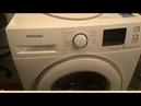 Снимаем переднюю часть стиральной машины Самсунг шаум актив Готовим к замене манжеты люка
