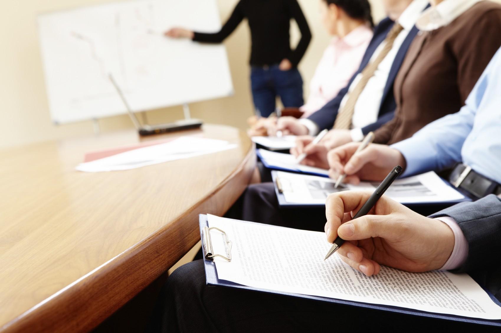 Для директоров школ и руководителей управлений образованием в Подмосковье прошел семинар