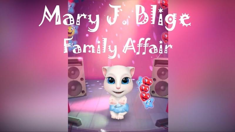 Mary J. Blige - Family Affair | KITTY DANCE |