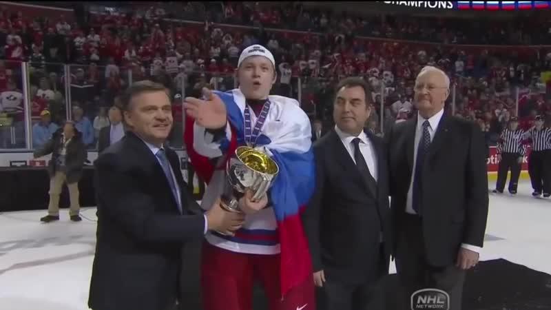 Россия - Канада. Финал МЧМ 2011