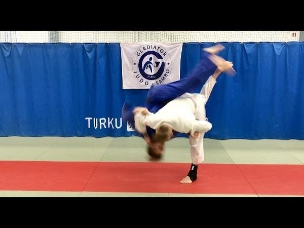 Дзюдо.Золотой бросок/ Shohei Ono/Ханэ госи.Judo. Judo throw. Hane goshi