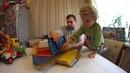 История Игрушек 4 Imaginext Toy Story 4 unboxing Подарки на День Рождения часть 5