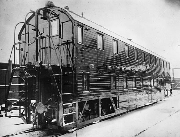 Двухэтажный вагон, Сормовский завод 112 (Россия, 1907 год)