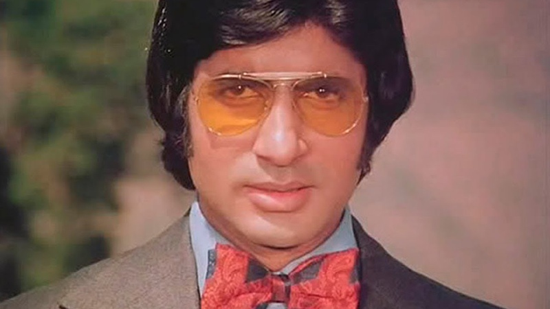 История кумира 1: Амитабх Баччан / Amitabh Bachchan. Часть 2 (перезалито)