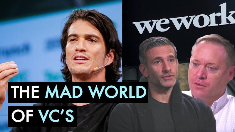 The Insane World of VCs, Softbank, WeWork, Uber Lyft (w/ Josh Wolfe and Michael Green)