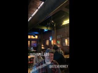 Shanolahampton on instagram. noel fisher | 21 октября