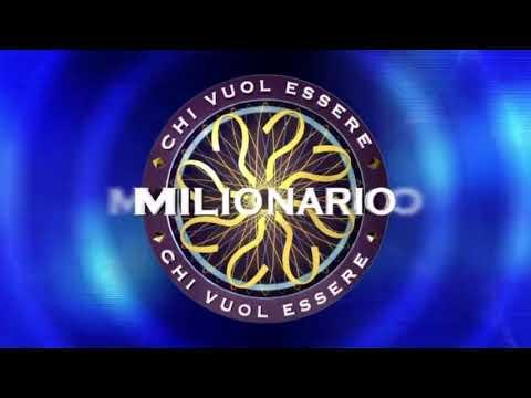 My Creations Chi Vuol Essere Milionario WWTBAM Italy Intro 5 Lifelines